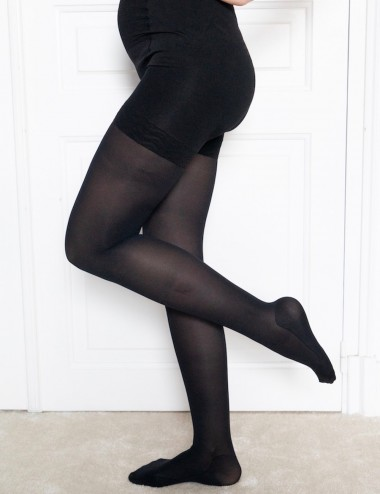 Maternity tights 140 den by Solidea - swelling, heavy or aching legs