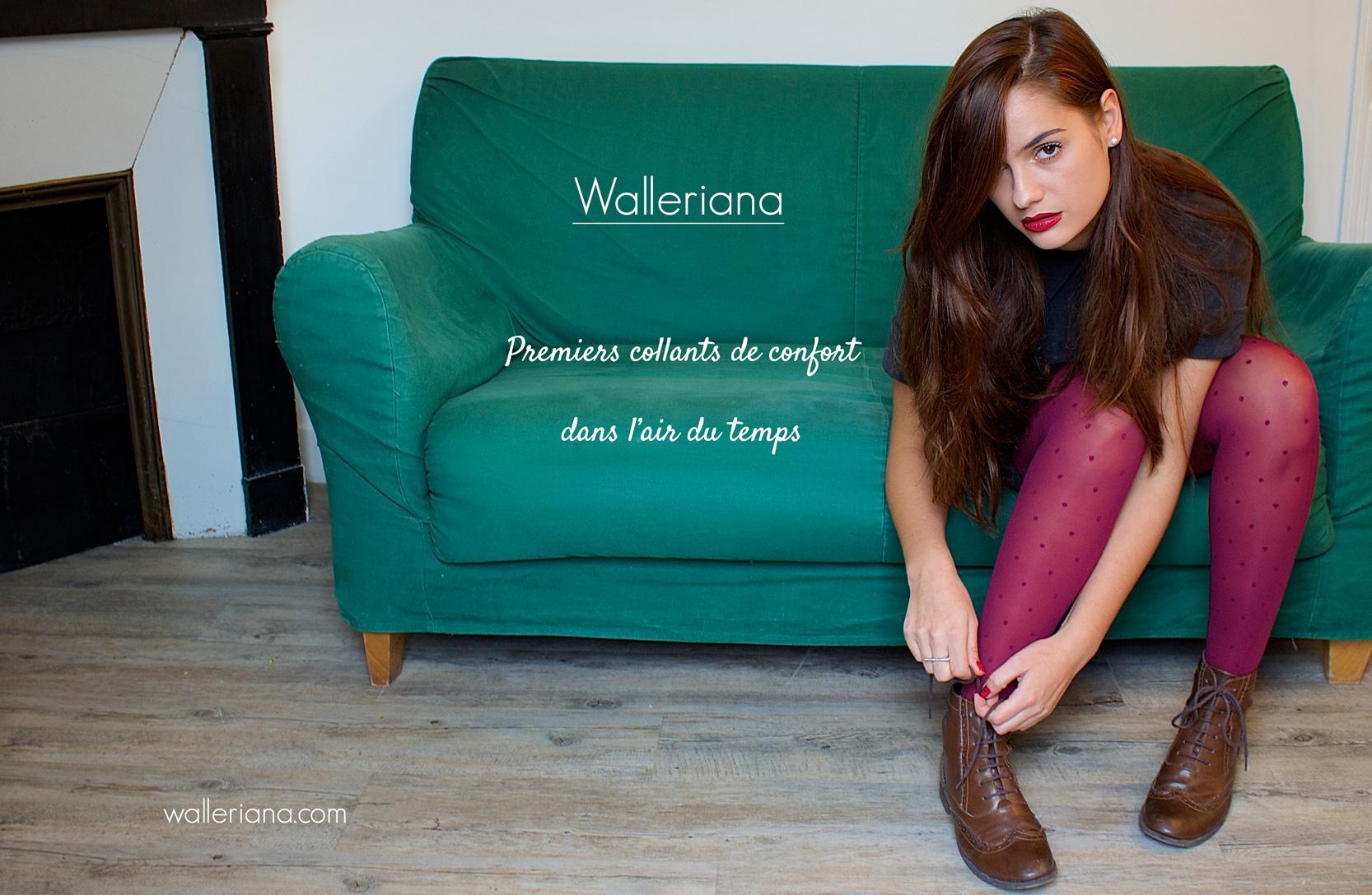 Collants de confort Walleriana